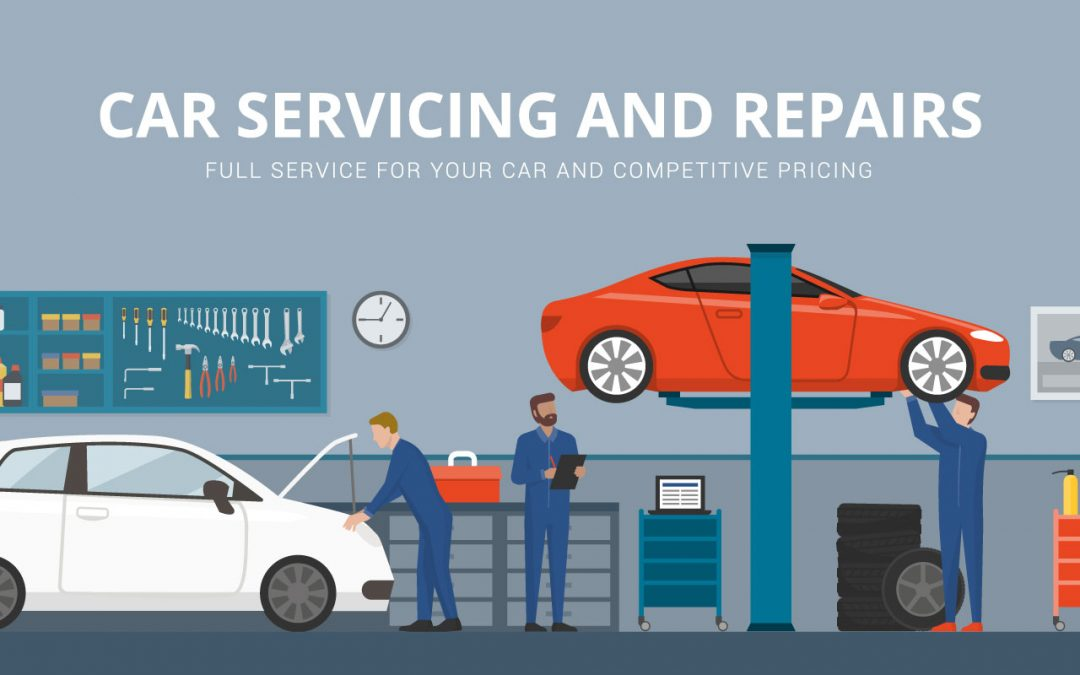 Featured-Car Service and Repair