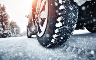 Are your winter tires on?