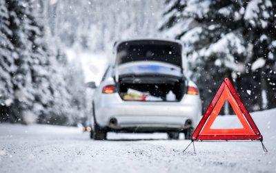 Winter Roadside Emergency Kits