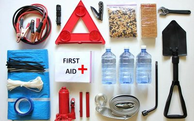 Emergency Vehicle Kits – What to Pack