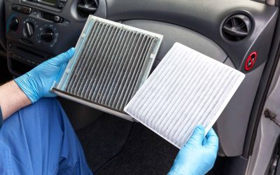 Time to change your car filters